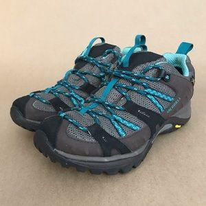 Merrell Siren Sport GTX Hiking Shoes Boots 6.5